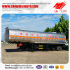 Curb Weight 10t Carbon Steel Chemical Liquids Tank Semi Trailer