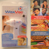 Small Easy Convenient Ear Cleaner, Electric Wax VAC Ear Cleaner (am-0017-01)