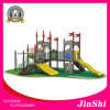 Caesar Castle Series 2017 Latest Outdoor/Indoor Playground Equipment, Plastic Slide, Amusement Park GS TUV (KC-003)