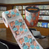 Continuous Roll to Roll Printing Toilet Paper Printed Bathroom Tissue