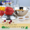 Stainless Steel with Bowl Temperature Digital Kitchen Scale