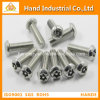 Stainless Steel Torx with Pin Button Head Tamper Proof Security Machine Screws