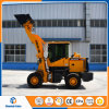 Chinese 1.5t Front End Wheel Loader with 4 in 1 Bucket for Sale