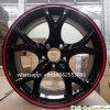 17*7.5j 5*114.3 Car Replica Alloy Wheel Rims Via Jwl for Honda