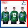 Healong Hot Sale Sublimated Printing Hockey Jersey and Hockey Socks