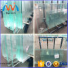 Clear/Frosted/Acid Etched/Patterned Tempered Shower Bathroom Enclosures Door Screen Glass
