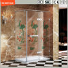 3-19mm Silkscreen Print/Acid Etch/Frosted/Pattern Safetytempered/Toughened Glass for Home, Hotel Bathroom/Shower/Screen with SGCC/Ce&CCC&ISO Certificate