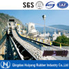 Steel Cable Rollers Inclined Transfer Belt Conveyor