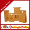 Kraft Paper Bakery Bags with Window and White Perforated Seals (220097)