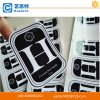 Round Corners Glossy Lamination Stick Paper Adhesive Sticker
