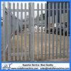 Galvanized Steel Security Palisade Fencing