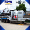 Sbm Type Yg1138fw1315 Mobile Stone Crusher Plant, Mobile Crusher for Sale