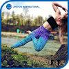 Lady Beautiful Yoga Leggings Mermaid Gradient Bright Color Sports Pants