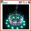 Outdoor Use 3 Layers LED Light Musical Water Fountain