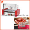 7 Roller Hot Dog Grill Machine