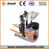 Mini Electric Reach Truck with 2 Ton Load Capacity 2.5m Lifting Height