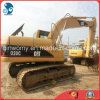 Shanghai Cat-Diesel-Engine 2006~2008 Crawler Used 0.5~1.0cbm/20ton Caterpillar 320c Hydraulic Excavator