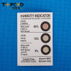 Color Change Hic Humidity Indicator Card with Non-Cobalt