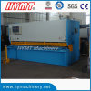 QC11Y-12X3200 hydraulic steel plate cutting machine