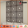 2017 Latest Indoor Application PE ACP Decorative Screen