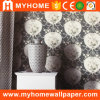 Beautiful Flower Wall Paper Black Wallpapers for Walls