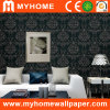 Classic Damask PVC Vinyl Wallpaper with Waterproof