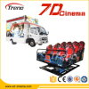 2014 Newest Technology Interactive 7dcinema Theater