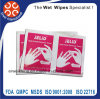 OEM & ODM Magic Nail Polish Remover Wipes