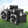 Permanent Magnet Servo Motor, 215ys. 300ys