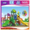 Plastic Slides Outdoor Playground for Kids