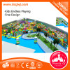 Children Commercial Indoor Soft Play Playground Equipment