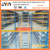Multi-Tier Rack Steel Mezzanine Floor Shelf