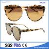 High Quality Brand Designer Novelty Tortoise Acetate Sunglasses