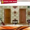 Custom Size Wooden Front Double Door Design
