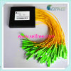 FTTH Fiber Optical PLC Splitter 1X64 with Sc Connector