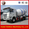 340HP LHD Portable Concrete Mixer Truck