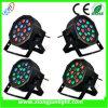 18X3w Indoor RGB LED PAR Can Stage Light LED Bulb