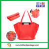 Handle Personalized Foldable Shopping Trolley Bag for Supermarket