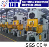 Press Machines / C Frame Mechanical Power Press Machine / Metal Press