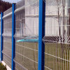 Made in China PVC Coated Welded Wire Fence Panels