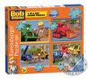 Hotsale Cartoon Paper Jigsaw Puzzles with Custom Printing