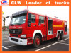 6*4 Sinotruk Steyr Fire Fighting Trucks