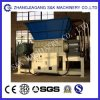 Two Shaft Shredder for Used Plastic Film Sheet