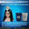 Liquid Lifecasting Silicone Rubber for Silicon Love Dolls