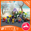 Natural Wonderful Outdoor Playground Unique Plastic Slides