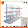 Customized Hypemarket Double Side Wire Mesh Back Store Shelving (Zhs538)