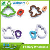 Cute Different Shape Kitchen Cookie Cutter with Silicone Edge
