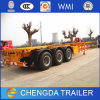 3 Axles 20FT 40FT Skeleton Container Trailer Price in India