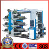 CE Certification 6 Colors Label Flexo Printing Machine