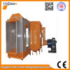 Manual Overhead Conveyor Electrostatic Powder Spray Booth